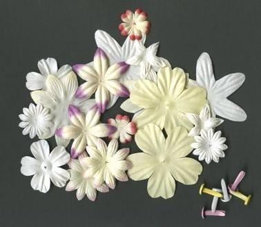 Paper-&-Silk-Flowers