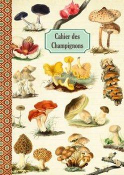 Geïllustreerd notebook Gwenaëlle Trolez Créations - Cahier des Champignons