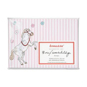 Envelope Set C6 - Pony
