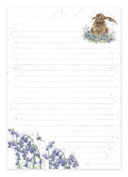 Hare Jotter Pad - Wrendale Designs