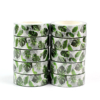 Washi Masking Tape | Leaves