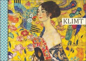 Illustrated notebook Gwenaëlle Trolez Créations - Gustav KLIMT