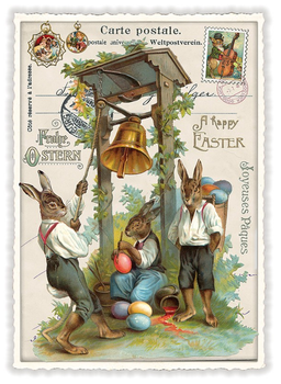 Postcard Edition Tausendschoen | Happy Easter