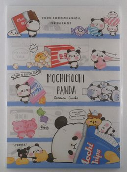 Kamio BIG Letter Paper Pad | Mochi Mochi Panda