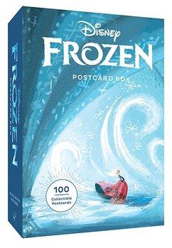 Disney frozen postcard box: 100 postcards
