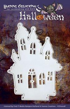 Die - Yvonne Creations - Halloween - Haunted House