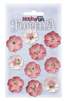 Florella Paper Flowers Blüten hortensie, 2,5cm