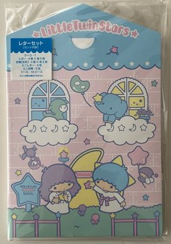 Sanrio Original Little Twin Stars | Letter set