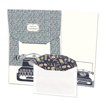 Writing Set | Blue, Floor Rieder