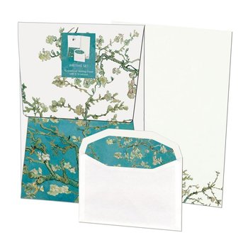 Writing Set | Almond blossom, Vincent van Gogh