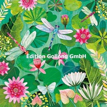 Mila Marquis Postcard | Dragonflies