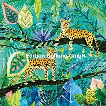 Mila Marquis Postcard | Cheetahs in the jungle