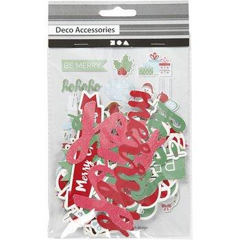 Deco Accessoires Pack | Christmas