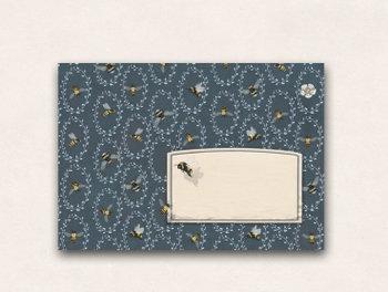 10 x Envelope TikiOno   Hummeln