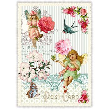 Postcard Edition Tausendschoen   FAIRY
