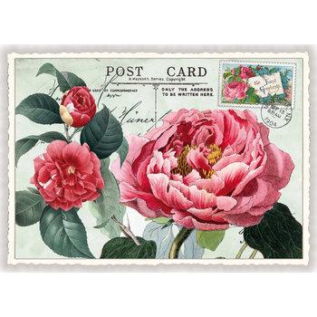 Postcard Edition Tausendschoen   BLUMEN