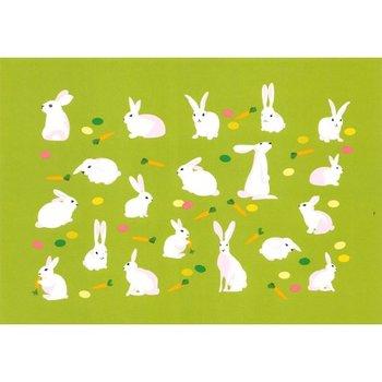 Postcard - Bunnies (crissXcross)