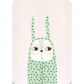 Postcard Gutrath Verlag | Cute bunny girl