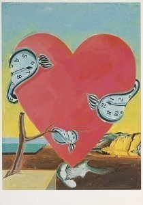 Postcard | Paul Giovanopoulos - Heart 'A'
