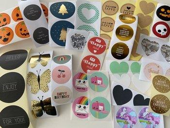 Sticker Mega Mix   60 Stickers