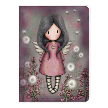 Gorjuss - A4 PVC Cover Notebook - Little Wings