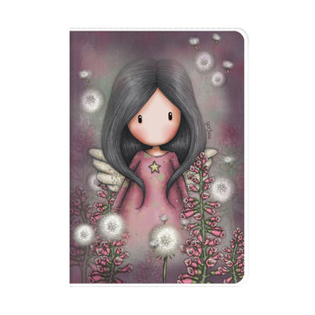 Gorjuss - A5 PVC Cover Notebook - Little Wings