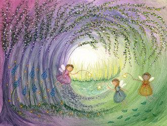 Postcard   Fairies