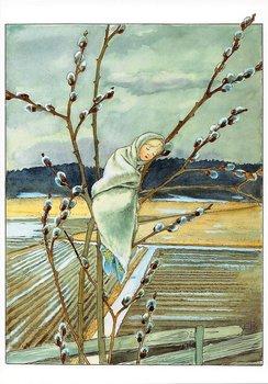 Elsa Beskow Postcard | Videvisan