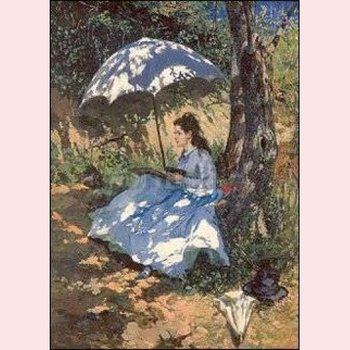 Postcard - In the sunshine