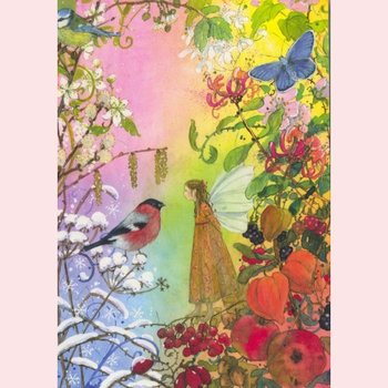 Postcard Daniela Drescher | Four Seasons