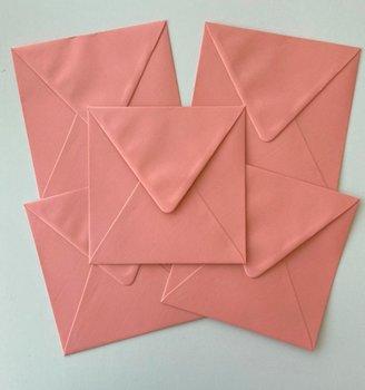 Set of 5 Envelopes 145x145 - Coral