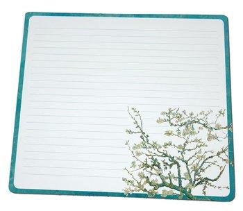 Notebook Desk Planner | Almond Blossom, Vincent van Gogh, Van Gogh Museum