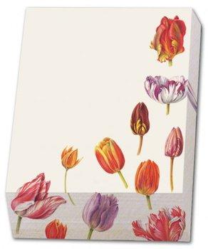 Memo blocnote: Collage of Tulips, Anita Walsmit Sachs