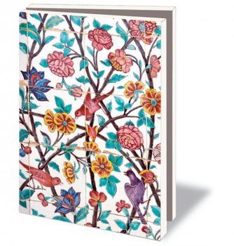 Card folder with envelopes: Persian Tiles