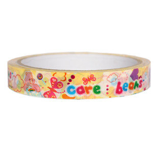 Medium Decotape Care Bears