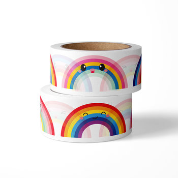 Washitape Studio Inktvis | Rainbow