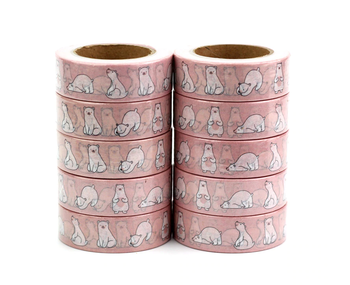 Washi Masking Tape | Polar Bear