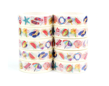 Washi Masking Tape | Summer Items