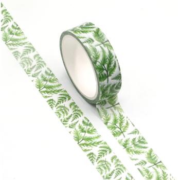 Washi Masking Tape | Fern Plant