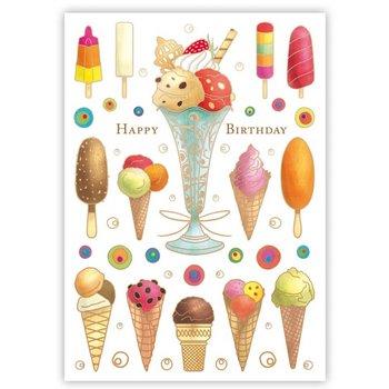 Postcard | Ice cream
