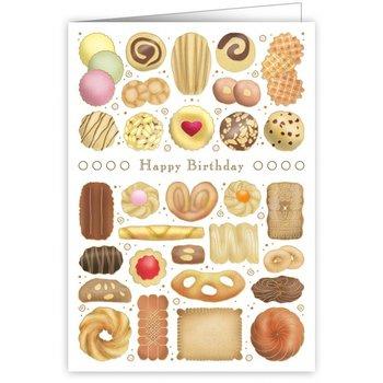 Greeting Card - Happy Birthday Bakery