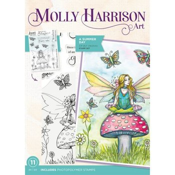 Molly Harrison A Summer Day Clear Stamps