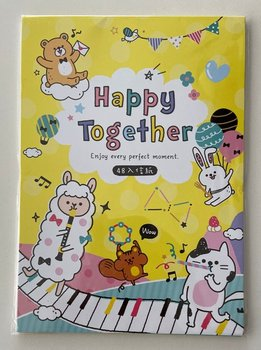 Letter Paper Mix | Happy Together