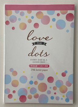 Letter Paper Mix | Love the Dots