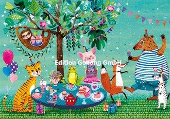 Mila Marquis Double Card | Birthday Animals
