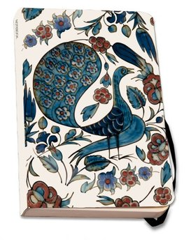 Notebook A5, soft cover: Pauw, Leon Senf, Museum Prinsenhof Delft
