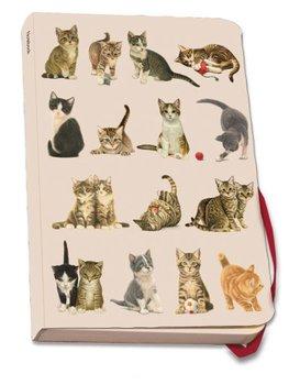 Notebook A5, soft cover: Franciens katten, Francien van Westering