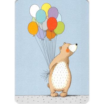 Postcard Gutrath Verlag | Balloons