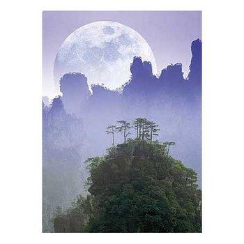 Postcard Tushita | Moonrise