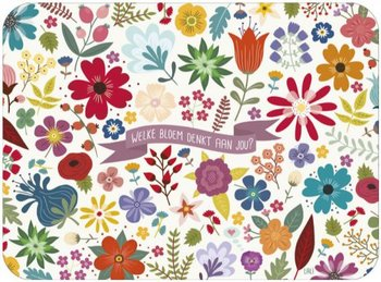 Lali Riddle Search Postcard | Welke bloem?